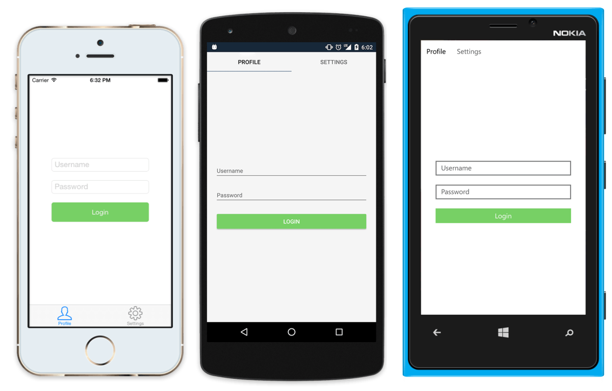 Getting Started with Xamarin.Forms – The Fundamentals